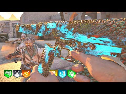 CALL OF DUTY CUSTOM ZOMBIES MOD TOOLS!   MATMATA CHALLENGE MAP WITH COD 2 WEAPON MODELS!