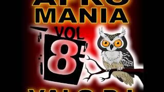 anteprima AFRO MANIA vol. 8 - VALO DJ