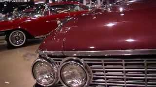 1962 Ford Galaxie 500 Post Coupe - 2012 Muscle Car & Corvette Nationals MCACN Video Coverage V8TV