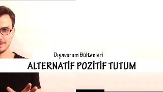 Alternatif Pozitif Tutum - Farkına Varmak | Dışavurum Bültenleri #8