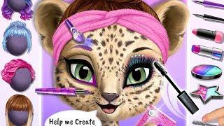 Fun Animal Care Kids Game - Animal Hair Salon Australia  - Funny Pet Haircuts Makeover
