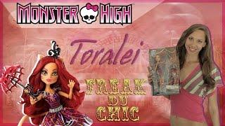 Торалей Страйп Toralei (Тораляй) из серии Цирк (Freak du Chic) обзор на русском языке