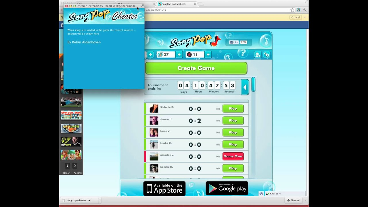 Songpop 2 hack and cheats for ios and android – unliresources.