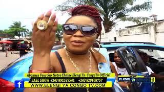 Tele Show Eza Yako Yinda  Jael Show Attacque Carine Mokonzi Po Afingi Koffi Olomide Na Fally Ipupa