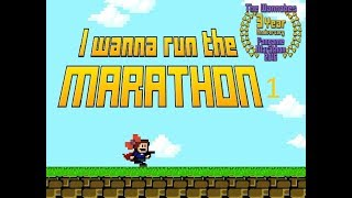 I wanna run the marathon #1 [aka návrat na YT]