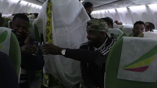 Commercial flights from Ethiopia to Eritrea after 20 year gap