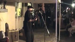Deak Harp, Mississippi saxophone stage ,Juke joint fest 2014