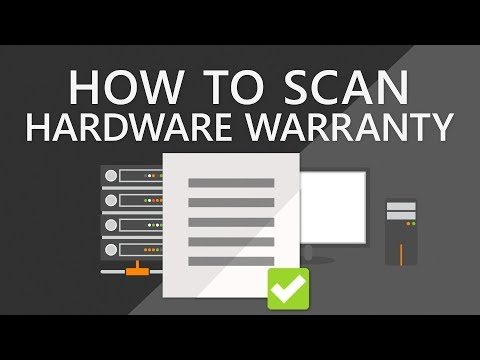Warranty Check | Lansweeper IT Asset Management