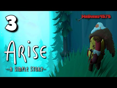 ARISE: A SIMPLE STORY 🎮 FORT 🎮 Let´s Play Arise: A Simple Story Gameplay #3 [PS4/Deutsch]