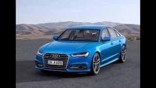 Audi A6 С7 рестайлинг