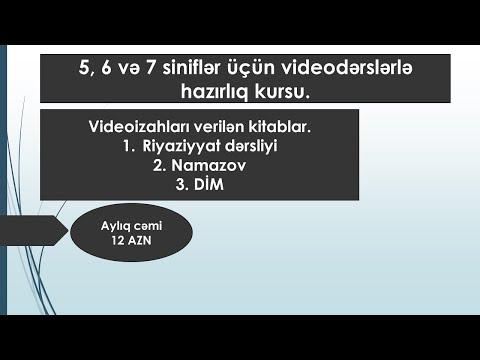 Riyaziyyat 6-ci sinif.  Səhifə 41.  Adi və onluq kəsrlər üzərində əməllər / Rasim Aliyev