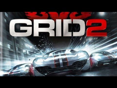 Gameplay Grid 2 (геймплей) HD