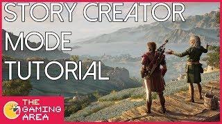 AC Odyssey Story-Creator-Modus Tutorial