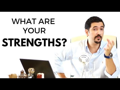 What Are Your Strengths Learn How To Answer This Job Interview