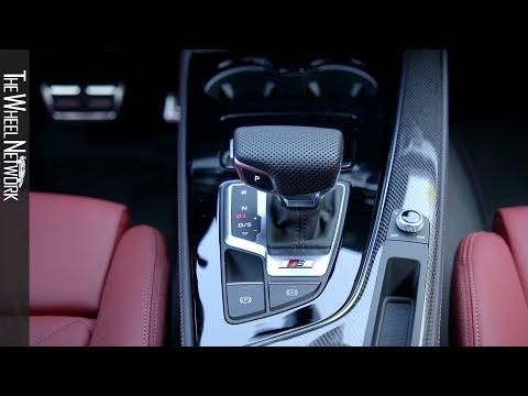2020 Audi S4 Avant TDI Interior