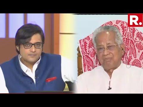 Former CM Tarun Gogoi Speaks To Arnab Goswami | Lok Sabha Election Results 2019