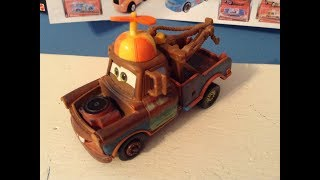 Disney Cars Beanie Hat Mater Review (Mater Monday #3)