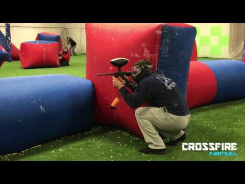 Crossfire Paintball Low Impact Paintball Wilmington, NC
