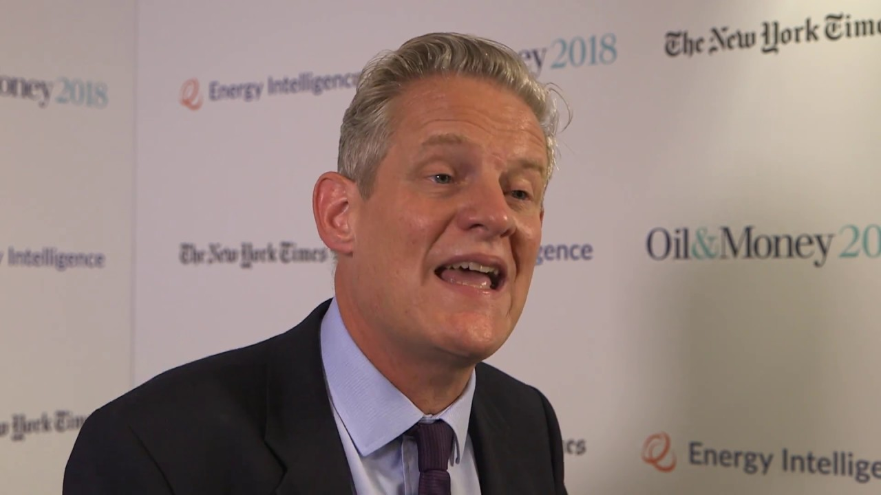 Oil and Money 2018 - Spencer Dale