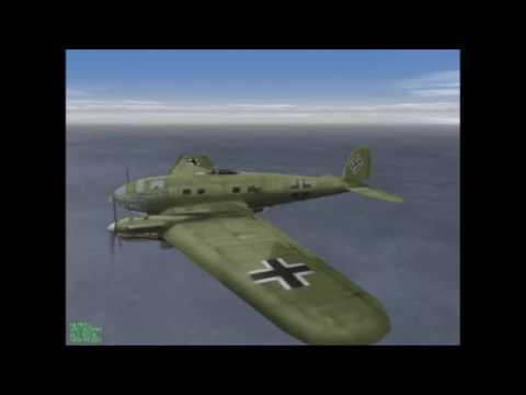 EUROPEAN AIR WAR MISSION 1 IN 2016! - Tribute To A Classic! :)