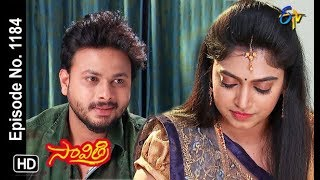 Savithri | 19th January 2019 | Full Episode No 1184 | ETV Telugu