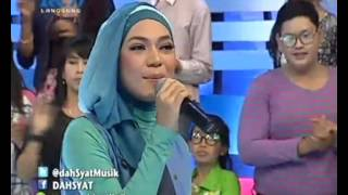 "Indah Nevertari - ""Come N Love Me"" Live Dahsyat Weekend RCTI 15-2-2015"
