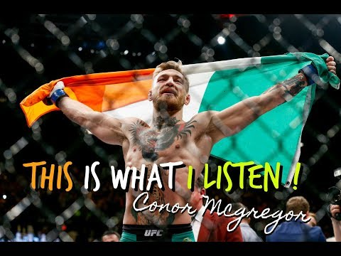 Conor McGregor Fight Workout Music Mix 2017 - I AM THE CHAMPION !
