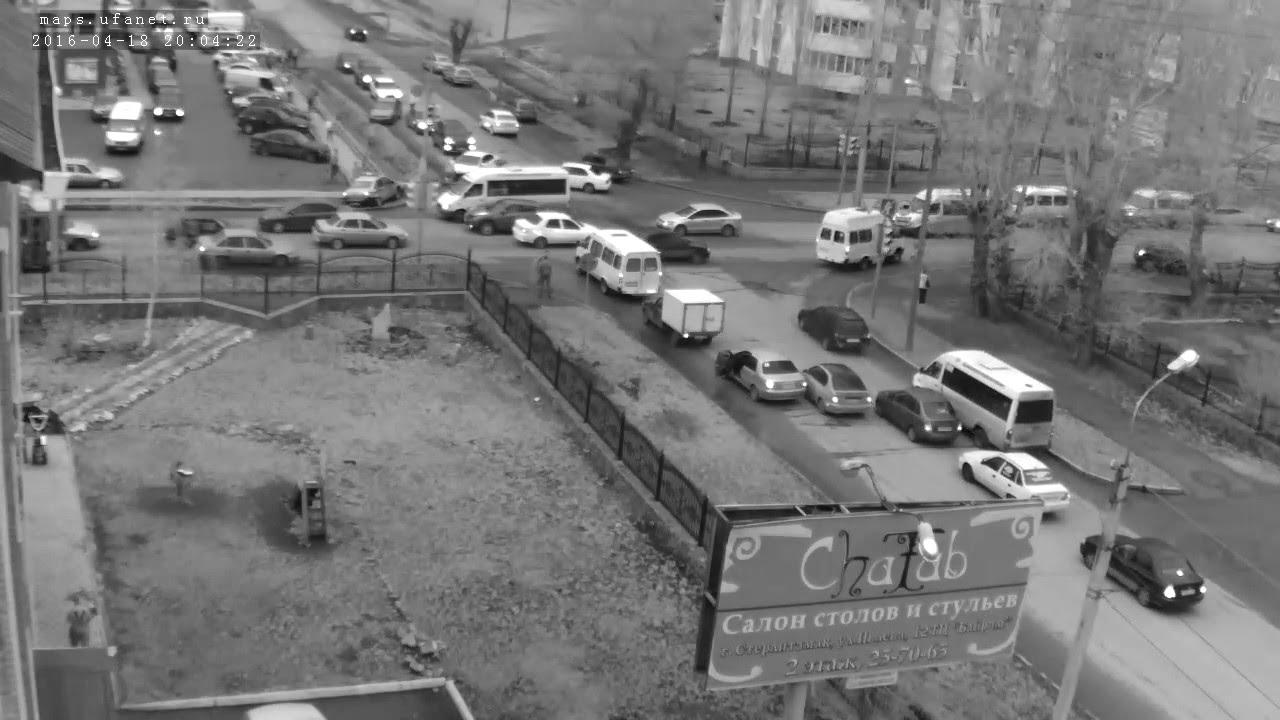 Три машины (в том числе и экипаж ОВО). Очень жесткое столкновение. Гоголя - 23 мая. 18.04.2016