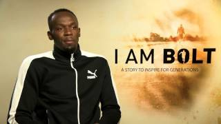 'I am Bolt' - Life in the fast lane with Usain Bolt