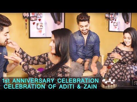 Naamkarann: Zain Imam & Aditi Rathore Complete One Year Of Their Association  | AdiZa / AvNeil thumbnail