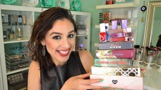 What's NEW in Makeup?!   Benefit, LA Girl, Gleam, ColourPOP thumbnail