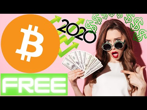 How To Earn FREE BITCOIN Fast And Easy 2020