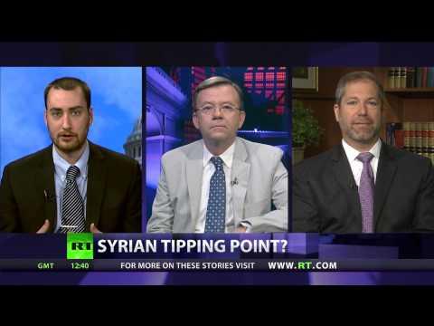 CrossTalk: Syrian Tipping Point?