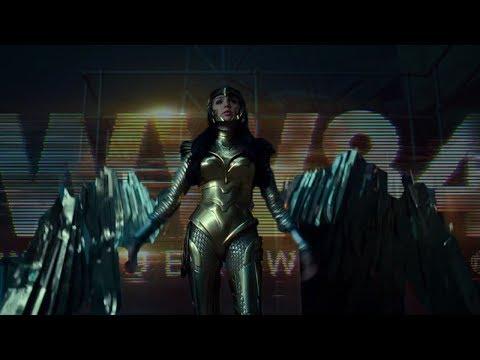 Reaction   Трейлер #1 «Чудо-Женщина 1984/Wonder Woman 1984»
