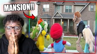 JEFFY GETS A MANSION! | SML Movie: The New House Reaction!