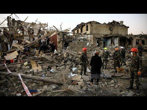 Armenia, Azerbaijan agree to new ceasefire in Nagorno-Karabakh conflict