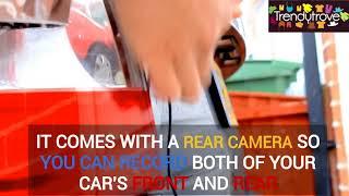 TripCam™ PRO - Car 1080P Dual Lens Dash Camera