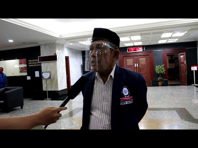 (K)SBSI Mengajukan Permohonan Judicial Review Kepada Mahkamah Konstitusi (MK)