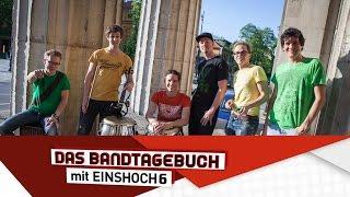 Deutsch lernen mit Musik (B1/B2)   Das Bandtagebuch mit EINSHOCH6   Willkommen bei EINSHOCH6