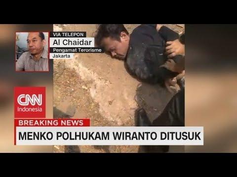 Pengamat: Pelaku Menggunakan Senjata Pisau, Yang Biasa Digunakan ISIS