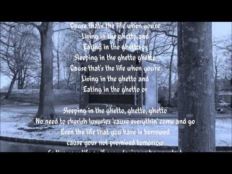 Ghetto - Akon (HQ) *With Lyrics