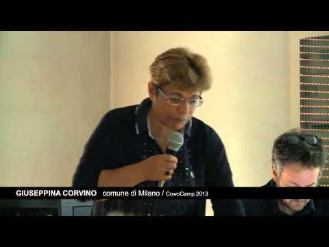 CowoCamp 2013 - Giuseppina Corvino / Comune di Milano