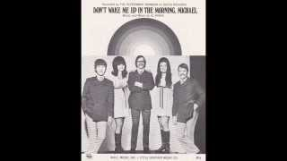 "Peppermint Rainbow – ""Don't Wake Me Up In The Morning Michael"" (Decca) 1969"