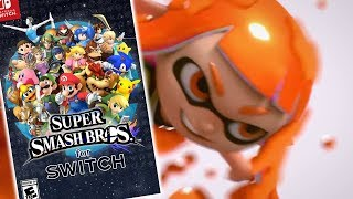 Is Smash Bros Switch New or a Port?