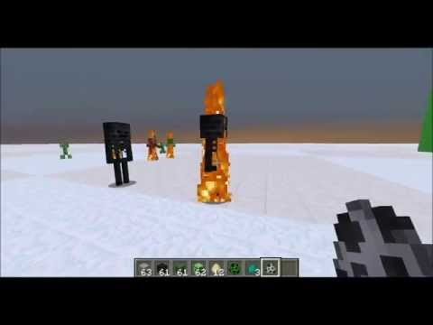 Obtainable Spawn Eggs In Minecraft