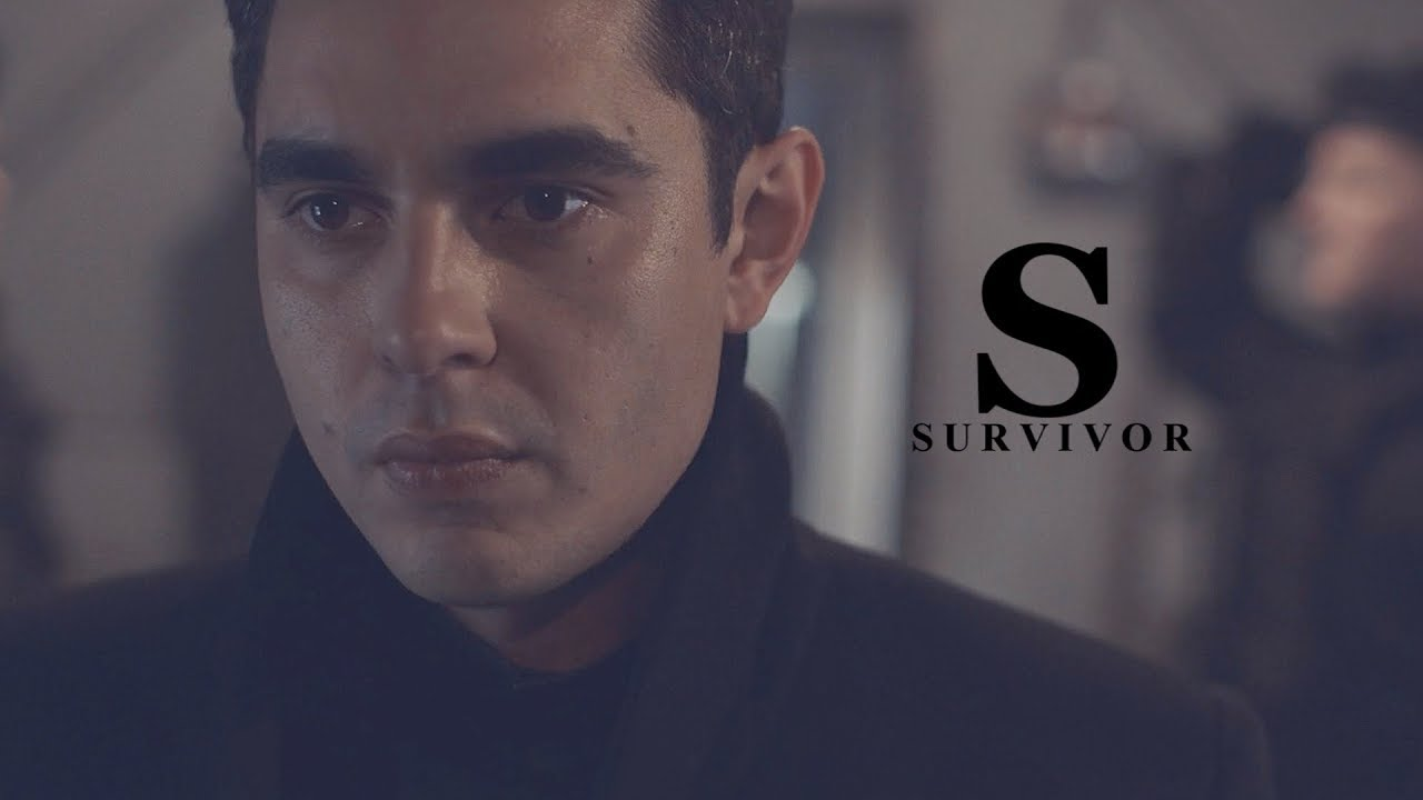 Nick Blaine || Survivor [+3x06]