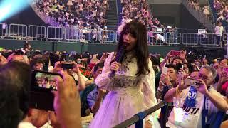 2018年8月1日(水)に開催された、「AKB48グループ感謝祭ランクインコンサート 17-100位」での、「17位 松村香織」さん推し席より撮影した動画になります。その2 見どころ ...