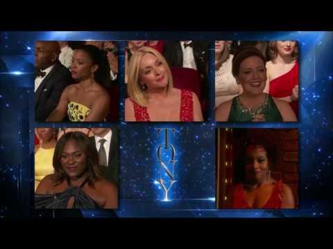 Acceptance Speech: Renée Elise Goldsberry - Best Featured Actress in a Musical (2016)