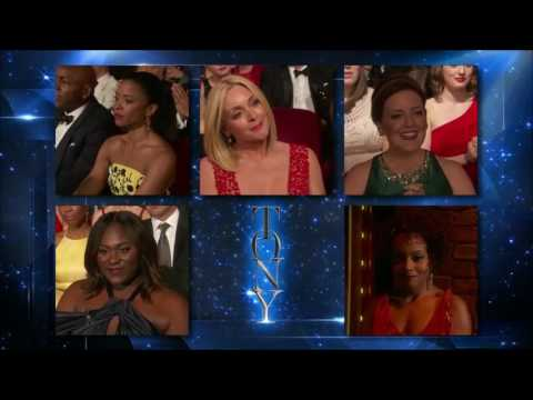 Acceptance Speech: Renée Elise Goldsberry - Best Featured ...