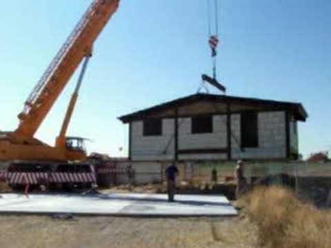 Instalacion casa prefabricada doovi - Casas prefabricadas cofitor ...